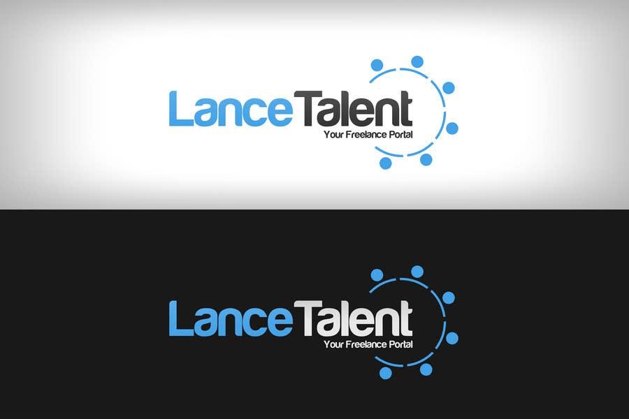 Конкурсная заявка №55 для Logo Design for LanceTalent