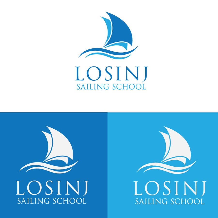Proposition n°6 du concours Design a Logo for Losinj Sailing School