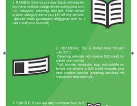 Nro 2 kilpailuun Flyer Needed käyttäjältä LewisBaillieGD