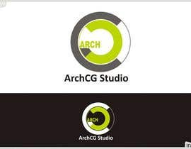 #373 for Logo Design for ArchCG Studio by innovys