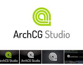#172 for Logo Design for ArchCG Studio af DesignPRO72