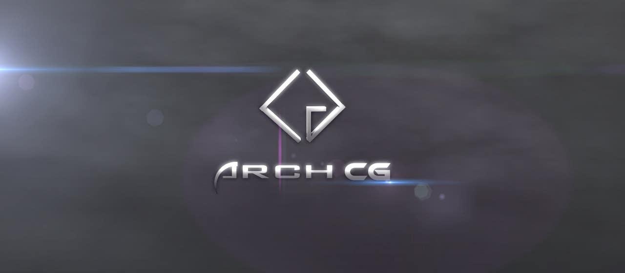 Kilpailutyö #89 kilpailussa Logo Design for ArchCG Studio