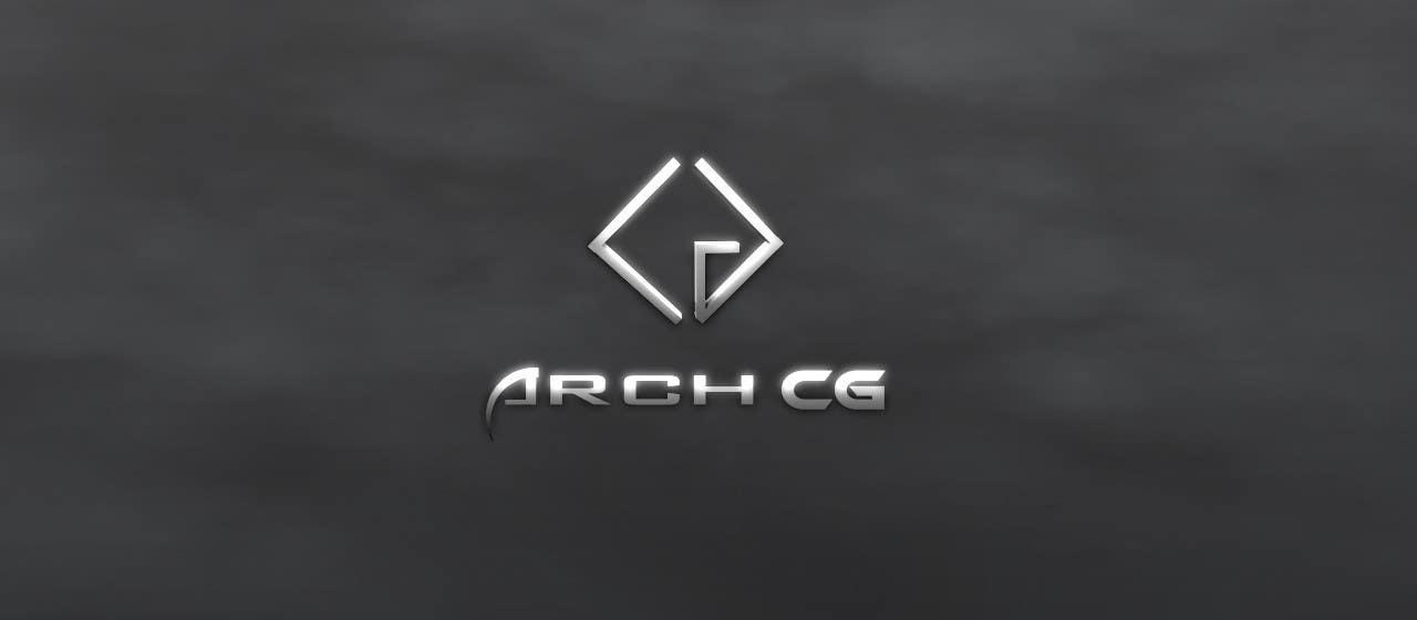 Конкурсная заявка №88 для Logo Design for ArchCG Studio