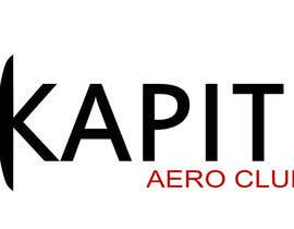 nº 125 pour Logo design for an Aero Club par shabinjayarajs