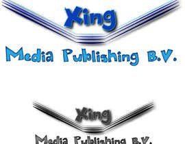 marjos13 tarafından Design a Logo for Xing Media (Books, Magazines & Online Publisher) için no 6