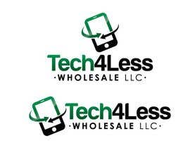 #92 for Design a Corporate Logo & Identity for Tech4Less Wholesale af jass191