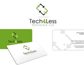 #108 for Design a Corporate Logo & Identity for Tech4Less Wholesale by King79