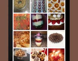Nro 1 kilpailuun Create (3) high-res screenshot mockups for Tappetite app in App store or Google Play käyttäjältä aviparshan