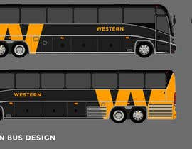 Nro 2 kilpailuun Design a unique look for our buses käyttäjältä nmarden