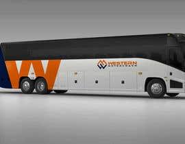 Nro 16 kilpailuun Design a unique look for our buses käyttäjältä nmarden
