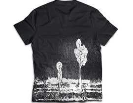 Nro 17 kilpailuun Design back of a T-Shirt - Trees käyttäjältä ratnakar2014