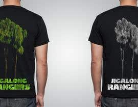 r3dcolor tarafından Design back of a T-Shirt - Trees için no 18