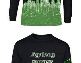Harry1990 tarafından Design back of a T-Shirt - Trees için no 22