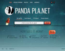 #41 para I need some Graphic Design for Panda Planet por marlopax