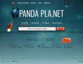 nº 19 pour I need some Graphic Design for Panda Planet par dipakart