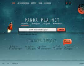 nº 16 pour I need some Graphic Design for Panda Planet par pvprajith