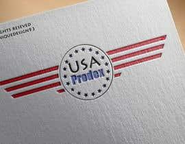 UniqueDesigns93 tarafından USAProdex logo için no 10