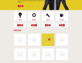 gravitygraphics7 tarafından Design a Website Mockup for a Web Design Agency için no 16