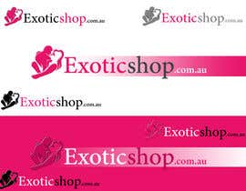 #99 for Design a Logo for exoticshop.com.au af zaldslim
