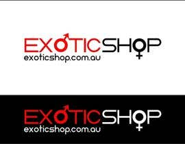 #71 for Design a Logo for exoticshop.com.au af moro2707