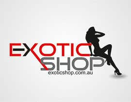#27 for Design a Logo for exoticshop.com.au by graphics15