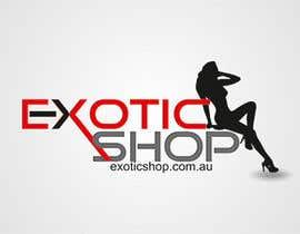 nº 27 pour Design a Logo for exoticshop.com.au par graphics15