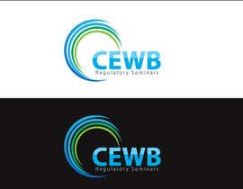 #10 para Design a Logo for CEWB Regulatory Seminars por SharifHasanShuvo