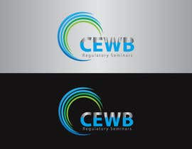 #11 for Design a Logo for CEWB Regulatory Seminars af SharifHasanShuvo