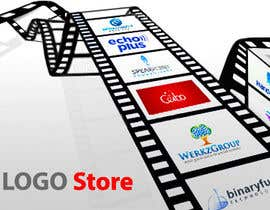 #38 untuk Design a landing page banner for new logo design service oleh basem36