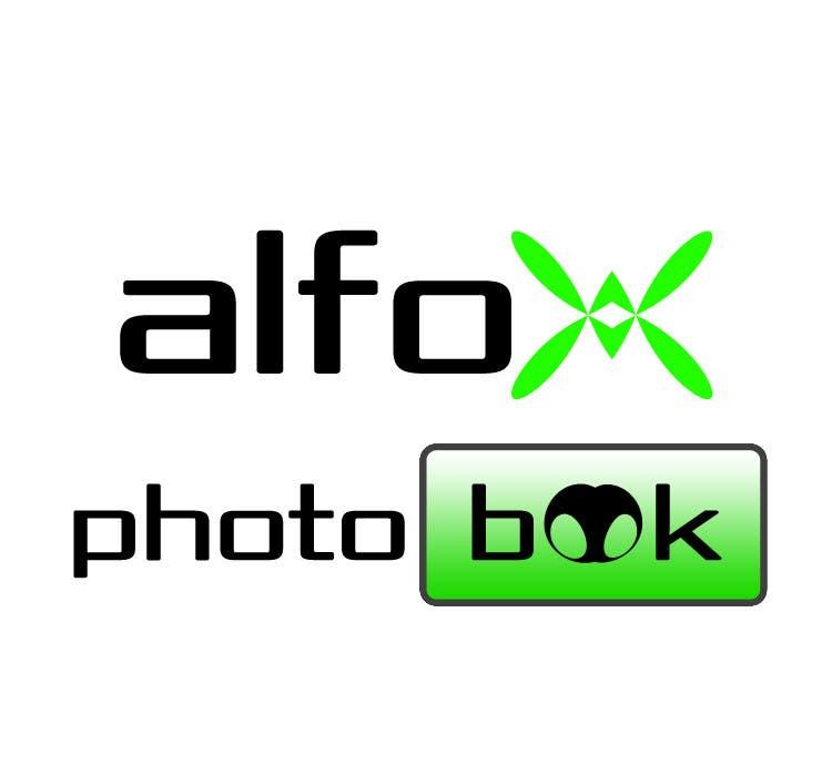 Inscrição nº                                         41                                      do Concurso para                                         Logo Design for alfox photobook