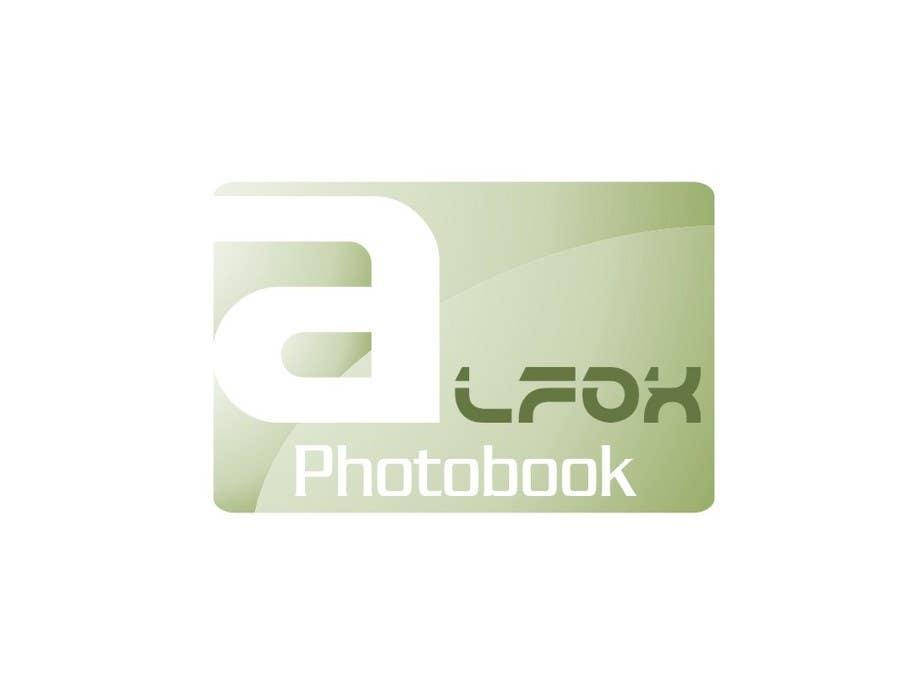 Inscrição nº                                         30                                      do Concurso para                                         Logo Design for alfox photobook