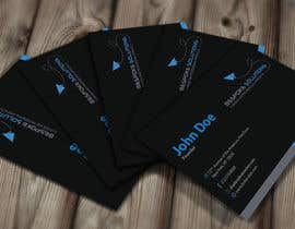 #41 for Design some Business Cards for Bespoke Solutions af pixelbd