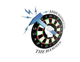 #20 para Design a Logo for High Profile Professional Darts Player por IAN255