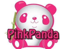 Nro 154 kilpailuun Design a Logo for PinkPanda käyttäjältä ecox11