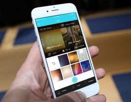 creative223 tarafından Design an android app Layout/Color concept + (6+2 icons) için no 7