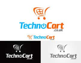 #37 cho Design a Logo for TechnoCart.co.uk bởi Jevangood