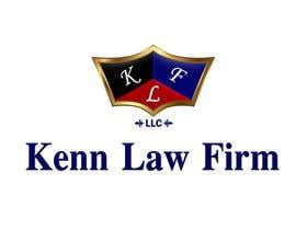Nro 68 kilpailuun Design a Logo for Kenn Law Firm, LLC käyttäjältä Pato24