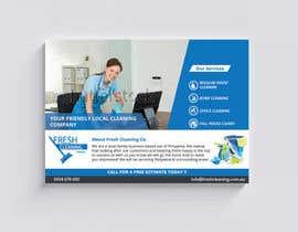 Nro 97 kilpailuun Flyer & business card design käyttäjältä adarshdk