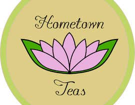 #58 para Logo Design for Teashop por PatWms