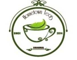 nº 47 pour Logo Design for Teashop par AminaHavet