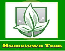 #40 for Logo Design for Teashop - repost by halloparul120489