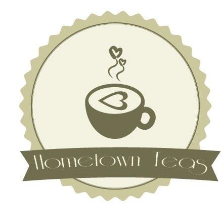 #44 for Logo Design for Teashop - repost by AminaHavet