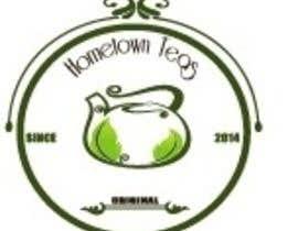 #48 for Logo Design for Teashop - repost by AminaHavet