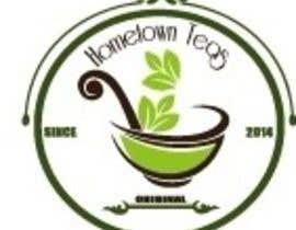#50 for Logo Design for Teashop - repost by AminaHavet