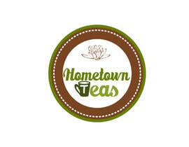 #33 for Logo Design for Teashop - repost - repost by simonad1