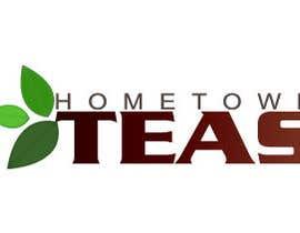 Nro 20 kilpailuun Logo Design for Teashop - repost - repost käyttäjältä mahossainalamgir