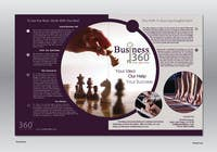 Contest Entry #29 for Brochure Design for Business 360 LLC