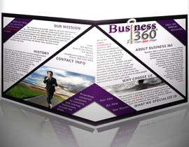nº 42 pour Brochure Design for Business 360 LLC par d1zzye