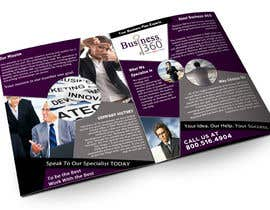 #32 для Brochure Design for Business 360 LLC от creationz2011