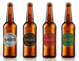 nº 47 pour Concevoir un logo pour la brasserie MGR par griffindesing